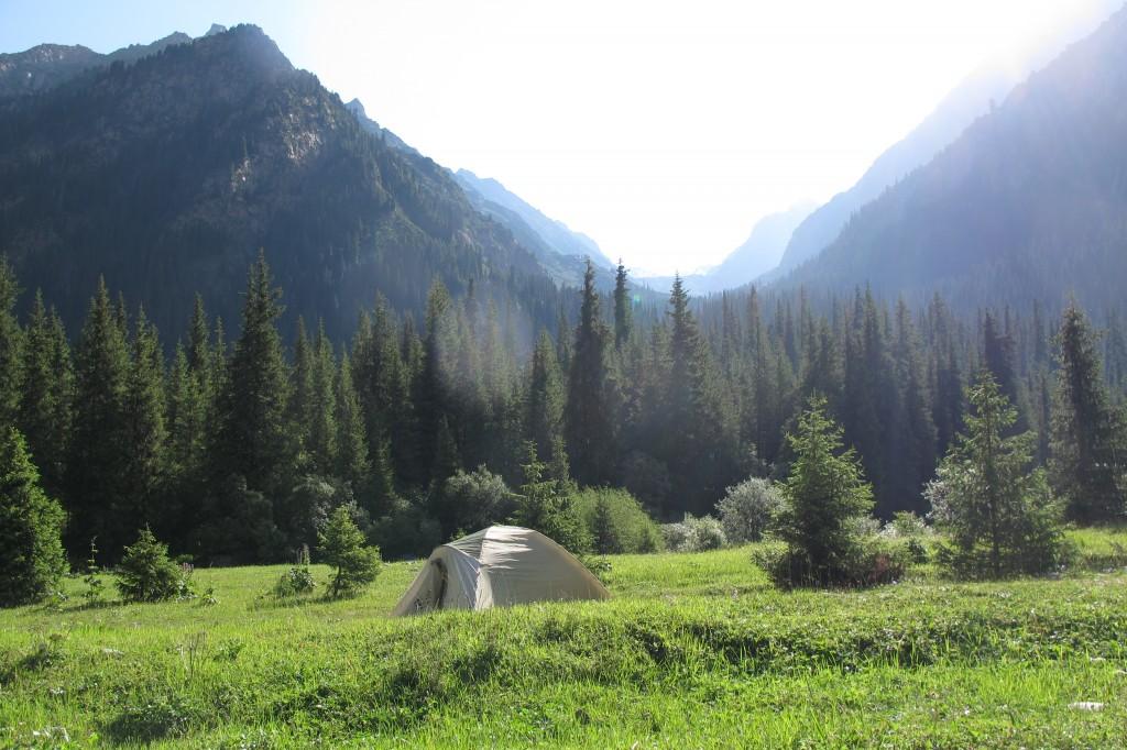 לקוחות כותבים לנו אחרי השכרת אוהל ותרמיל לטרק בקירגיסטאן