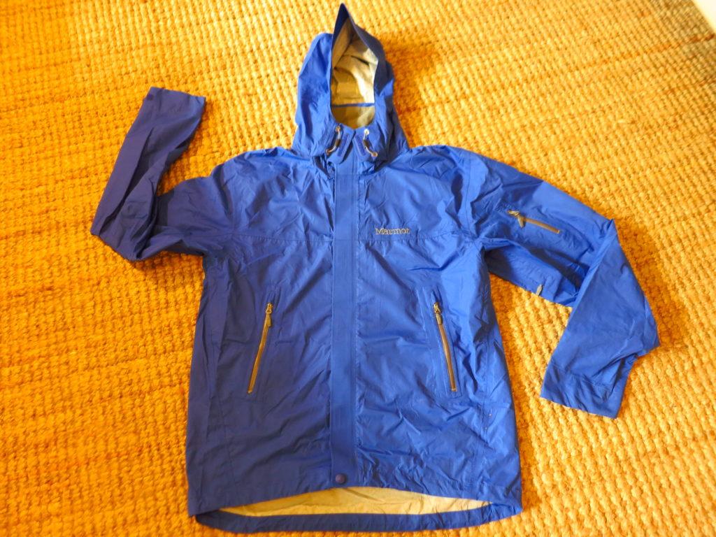"""Marmot Aegis- מעיל גשם נושם. עלות השכרה: 100 ש""""ח לשבועיים"""
