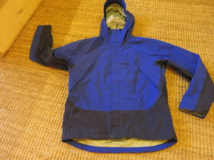 "Marmot GoreTex ProShell- מעיל גשם נושם. עלות השכרה: 100 ש""ח לשבועיים"