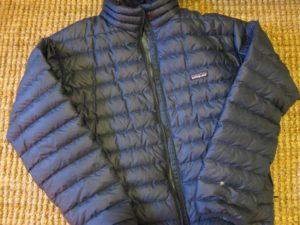 מעיל Patagonia Down Sweater - המעיל המושלם?