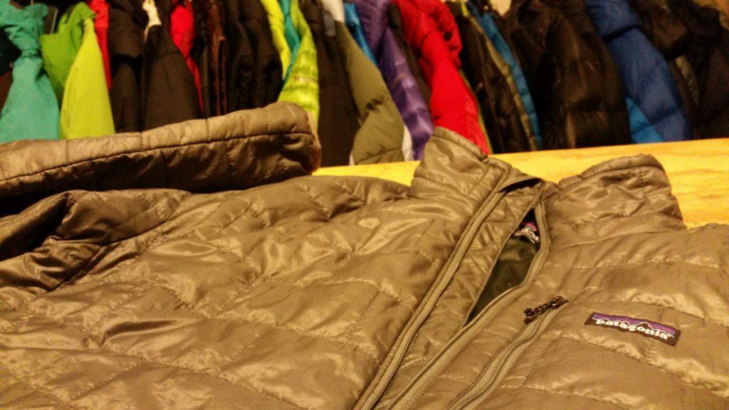 המלצה אישית למעיל קל Patagonia Nano Puff Pullover